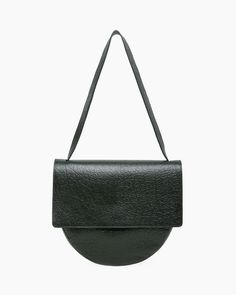 MM6 by Maison Martin Margiela  Front Flap Circle Bag