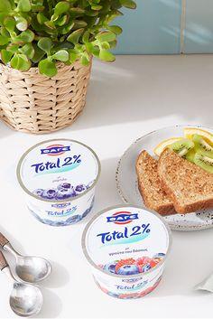 Η ευτυχία βρίσκεται σε ένα… «μουράτο» πρωινό με Total 2% και μούρα! Εσύ ποια γεύση προτιμάς: Μύρτιλο ή Φρούτα του Δάσους;