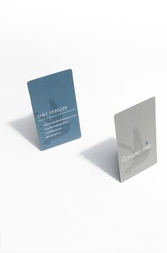 #Fullcolor CMYK #businesscards with #diecut (round corners)