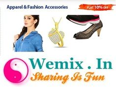 Flat 10% Off On Apparel and Fashion Accessories – Indiatimes Shopping