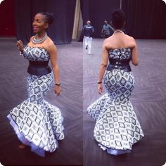 african fashion which looks great 38437 African Wedding Dress, African Print Dresses, African Fashion Dresses, African Dress, African Outfits, African Prints, African Patterns, African Weddings, African Clothes