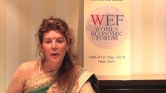Women Economic Forum 2016 testimony about the conference by Carla Horta, CarlaH Hairstudio, Netherlands. If you would like to learn about Women Economic Forum, please visit WEF website: http://www.wef.org.in/