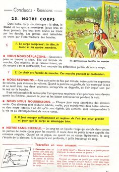 Manuels anciens: Orieux, Everaere, Leçons de choses CE (1952) Study French, Comprehension, Biology, Teaching, Islam, Learning French, French Nails, French Language Learning, French Posters
