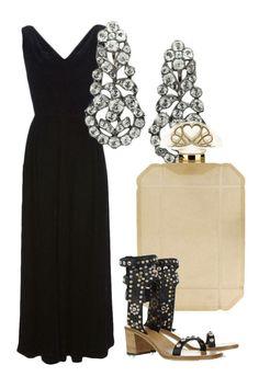 Black Isabel Marant Sandals Caroll Elvis Leather
