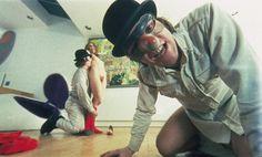 Stanley Kubrick - La Naranja Mecanica - Angulo Contrapicado