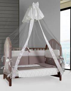 Балдахин на кроватку Esspero Summer Flowers  — 4800р. ----------