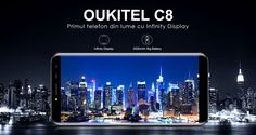Oukitel Infinity Display Android Quad Core Smartphone RAM ROM Fingerprint Mobile Phone Item specifics: Brand Name: OUKITEL Unlock Phones: Yes Feature: Playback, Fingerprint Recognition, Video Play Android Battery, Fingerprint Recognition, Smartphone, Gear Best, Phone Store, Big Battery, Back Camera, Display Resolution, 2gb Ram