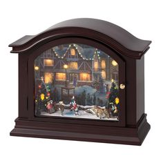 Illuminated Mantel Musical Box Plays 35 Christmas Carols n 35 Year Round Classics Christmas Music Box, Mr Christmas, All Things Christmas, Gadgets And Gizmos, Christmas Decorations, Christmas Ornaments, Collectible Figurines, Mantle, Decorative Boxes