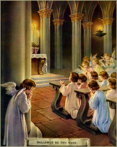 Prayer of Praise and Thanks  Blessed are you, Lord God: Blessed are you for ever. Holy is your name: Blessed are you for ever. Great is your mercy for your people: Blessed are you for ever. Amen!  Father, Son, and Holy Spirit, We praise you and give you glory: We bless you for calling us to be your holy people. Remain in our hearts, And guide us in our love and service. Help us to let our light shine before others And lead them to the way of faith. Holy Trinity of love, We praise you now and…
