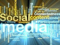 Social media - nice use of light
