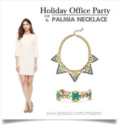 Marlene Styles: Holiday Office Party