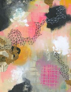 In the Clouds Print  Standard Size by lisacongdon on Etsy, $22.00