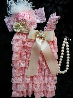 Hey, I found this really awesome Etsy listing at https://www.etsy.com/listing/241628417/baby-romperbaby-girl-rompergirl-lace