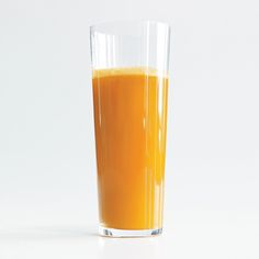 This fresh-made juice combines bright orange cantaloupe and carrot with spicy ginger, golden beet and a dusting of cayenne pepper.