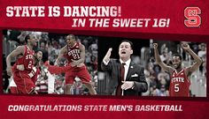 NC State in the Sweet Sixteen