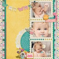 A Project by hollyxann from our Scrapbooking Gallery originally submitted 07/01/12 at 08:05 AM