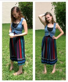 the moral wardrobe midi skirt guest post