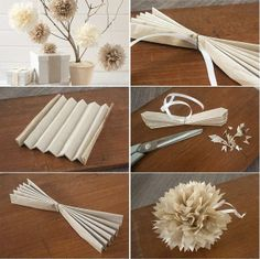 How to make Beautiful Paper Flower Ball step by step DIY tutorial instructions, How to, how to do, diy instructions, crafts, do it yourself, diy website, art project ideas