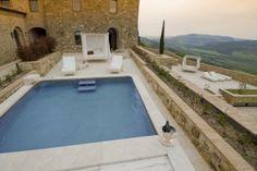 Castello di Velona Hotel, Luxury Spa Break, Montalcino Italy, SLH