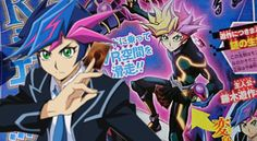 New Yu-Gi-Oh! VRAINS Anime Character Details
