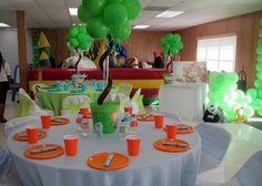 noah's ark birthday party
