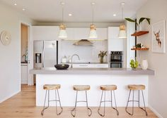 Scandinavian Kitchen Design Interior of the All White and Beautiful Tiny Kitchen - Home Ideaz Design Your Kitchen, Best Kitchen Designs, Modern Kitchen Sinks, Kitchen Decor, Kitchen Ideas, Kitchen Furniture, The Block Nz, The Block Kitchen, Cozinha Shabby Chic