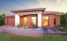 Builders of single and double storey homes, town houses and medium density housing in Victoria, South Australia, New South Wales and Queensland. House Facades, Facade House, Victoria Australia, South Australia, Simonds Homes, Storey Homes, Display Homes, St Ives, Modern House Design