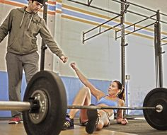 The Ten Things That Happen When You Start CrossFit - Tabata Times