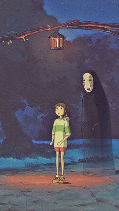 "Studio Ghibli films come to Netflix, from ""Spirited Away"" to ""My Neighbor Totoro"" know the full list and details Art Studio Ghibli, Studio Ghibli Films, Cartoon Wallpaper, Anime Scenery Wallpaper, Dark Wallpaper, Art Anime, Anime Kunst, Animes Wallpapers, Cute Wallpapers"