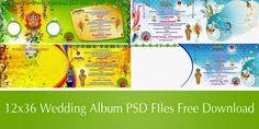 www.NaveenGFX.com: 12x36 Album PSD Files Free Download
