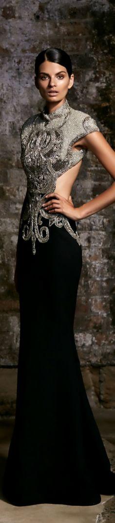 Steven Khalil Couture   #highfashion #inspiration #moderndesign luxury design, luxury, fashion. Visit www.memoir.pt