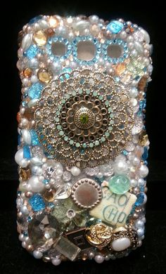 Handmade Samsng Galaxy S 3 Phone Case by Creativeimagescases, $60.00