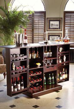 Seaton Bar Cabinet Bombay Canada