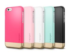 The Style Armor for the iPhone 6 is a 3-piece case that delivers protection in style.