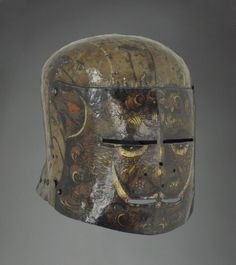 German helmet ca. 1500