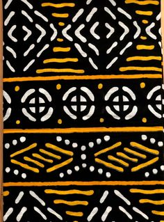 Quality Fabric By The YardAfrican FabricAnkara African Quilts, African Textiles, African Fabric, African Dress, African Attire, Textures Patterns, Fabric Patterns, Floral Patterns, African Tribal Patterns