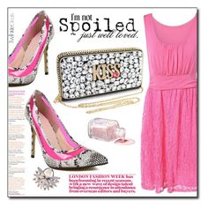 """Lace splicing tank dress"" by fashion-pol on Polyvore"