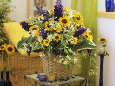 Цветочный уют от фотографа Friedrich Strauss