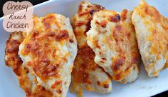 table for seven: Cheesy Ranch Chicken