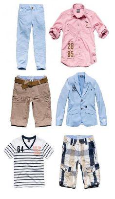 Jongens kleding!