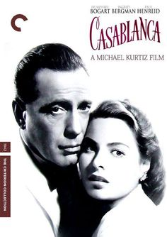 Casablanca (1942) - Dirigido por Michael Curtiz (Fonte: Filme Online Toca dos…