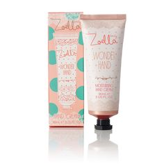 Your going to want a hand cream after using a hand sanitizer!! #smooth #babysoft Zoella Wonder Hand Moisturising Hand Cream