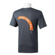 We don't mean to paint you with a broad brush, but if you have a strong DIY streak, you'll be primed for the dry wit of this Home Depot t-shirt. How can you Behr not to have it? Screen Printing Frame, Akron Zips, Closet Essentials, Fitness Fashion, Funny Shirts, Shirt Designs, Job Title, Behr, Art Classroom