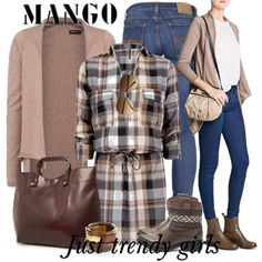 Mango outfits collection | Just Trendy Girls