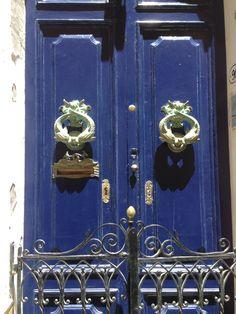 Another door in Valletta.