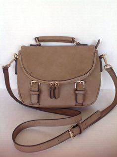 Urban Expressions Bag Purse Crossbody Designer Fashion Beige Hip Chic Stylish    eBay