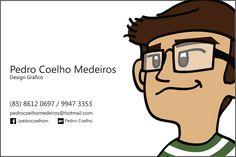 Cartão de Visita com avatar