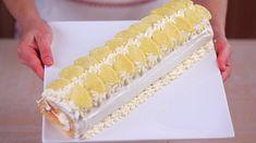 ROTOLO AL LIMONE FATTO IN CASA DA BENEDETTA Ricetta Facile - Lemon Cake ...