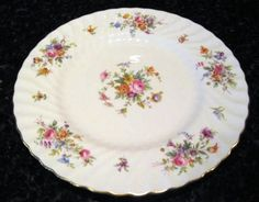 Minton Marlow Bone China Dinner Plate