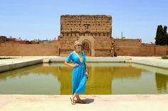 palacio badi, marrakech